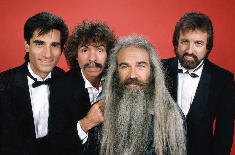 Portrait Of The Oak Ridge Boys